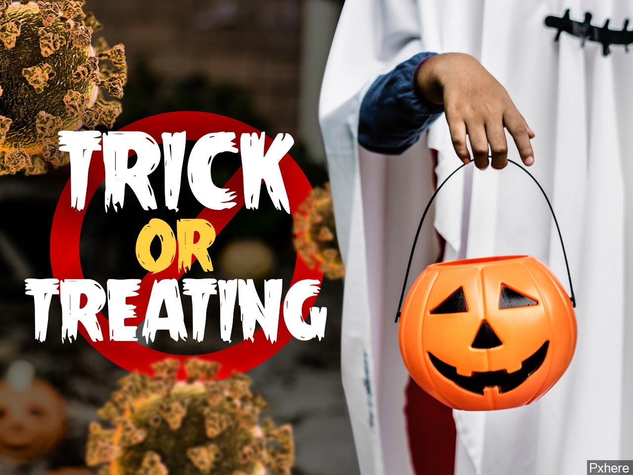 CANCEL HALLOWEEN? CDC Says Trick or Treating, Haunted